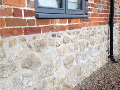 Cantuaria Stonemasons Project - Lime Pointing