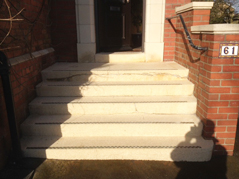 Cantuaria Stonemasons Project - Stone Cleaning - Project