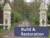 Build and Restoration - Icon