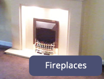Fireplaces - Icon